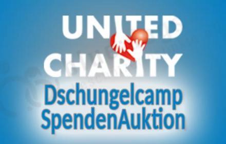 Dschungelcamp Spendenauktion 2019 - die Erlöse gehen ohne Abzug an Beschützerinstinkte e.V.!